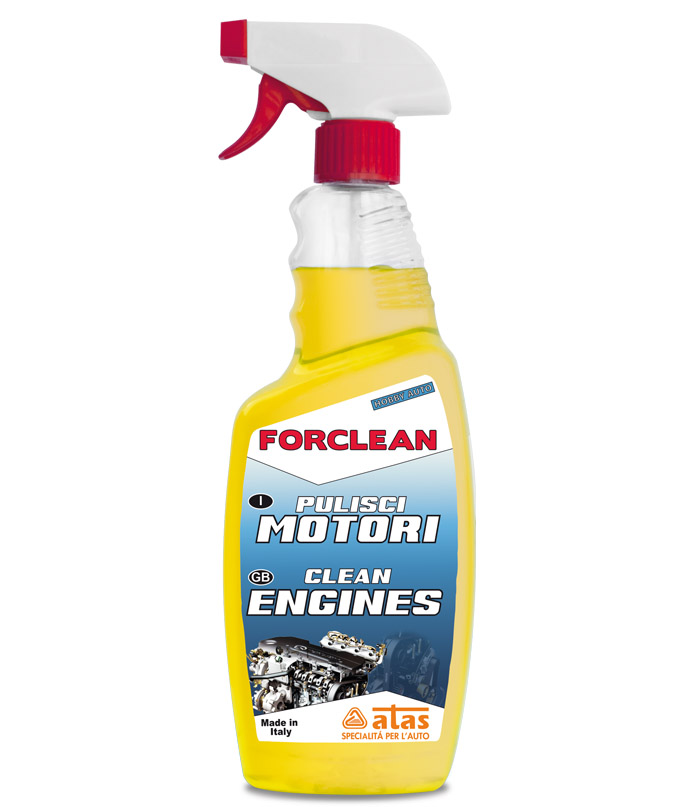 Forclean 6x750 ml средство для мойки мотора; 1821
